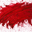 Stock Photo: Blot red