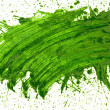 Blot green — Stock Photo #4950332
