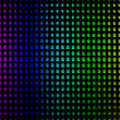 Abstract rainbow mosaic of background — Stock Photo #5029928