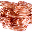 Copper wire — Stock Photo