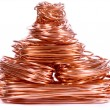 Copper wire — Stock Photo #5350467