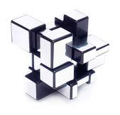 Cube on white — Stock Photo
