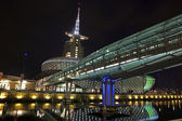 Glass bridge — Stock Photo