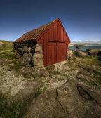 Fisherman's cottage 2 — Stock Photo