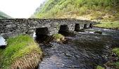 Antiga ponte de pedra 2 — Fotografia Stock