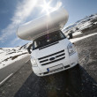 Motorhome travel — Stock Photo #4131901