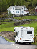 Motorhome — Stock Photo