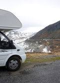 Viaggio in Norvegia — Foto Stock
