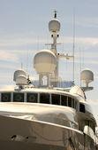 Private Yacht — Stock fotografie
