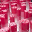Candles Factory — Stock Photo #4857447