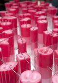 Fábrica de velas — Foto de Stock