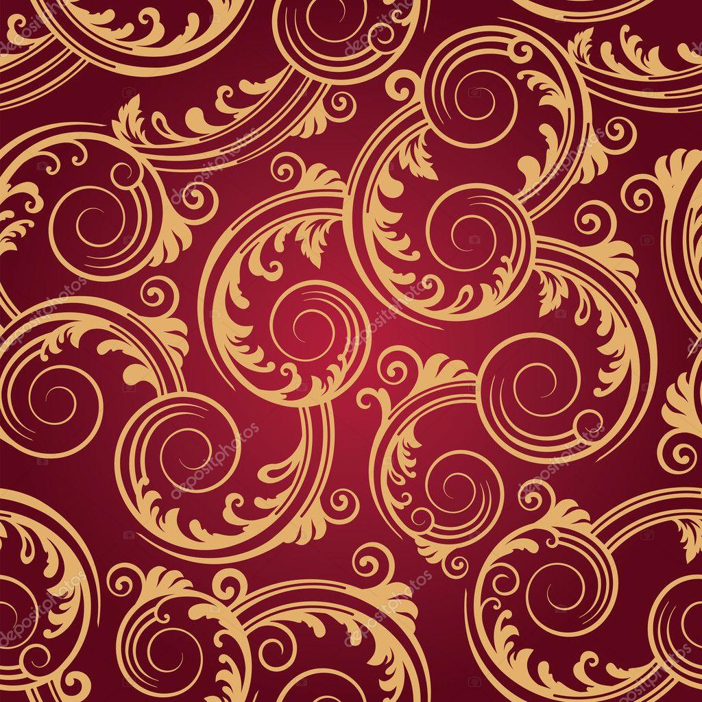 欧式复古花纹; 欧式复古花纹矢量图;