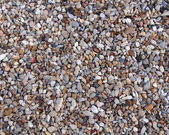 Gravel texture or Pebble background — Foto Stock