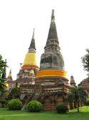 Wat Yai Chai Mongkol temple — Stock Photo