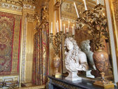 A Bedroom in Versailles castle , France — Stock Photo