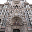 Cathedral Santa Maria del Fiore in Florence, Italy — Stock Photo #5332222