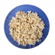 Popcorn bowl — Stock Photo