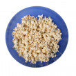 Popcorn bowl — Stock Photo #4110621