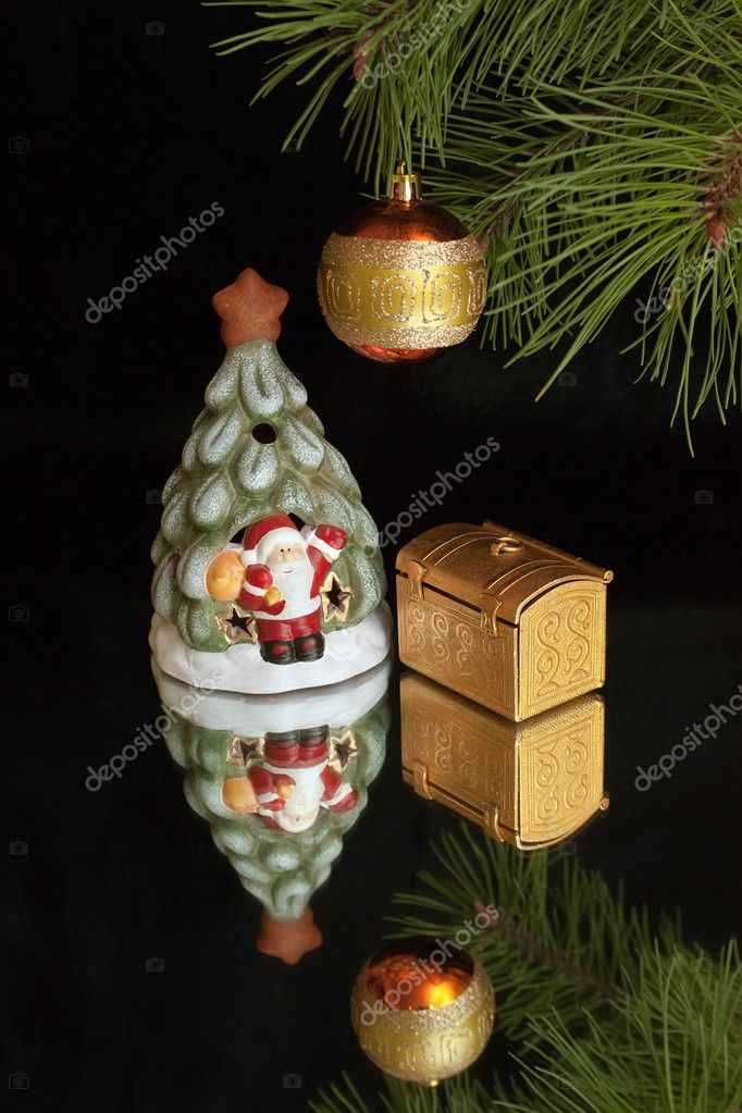 Cristmas decoration — Stock Photo #4225499