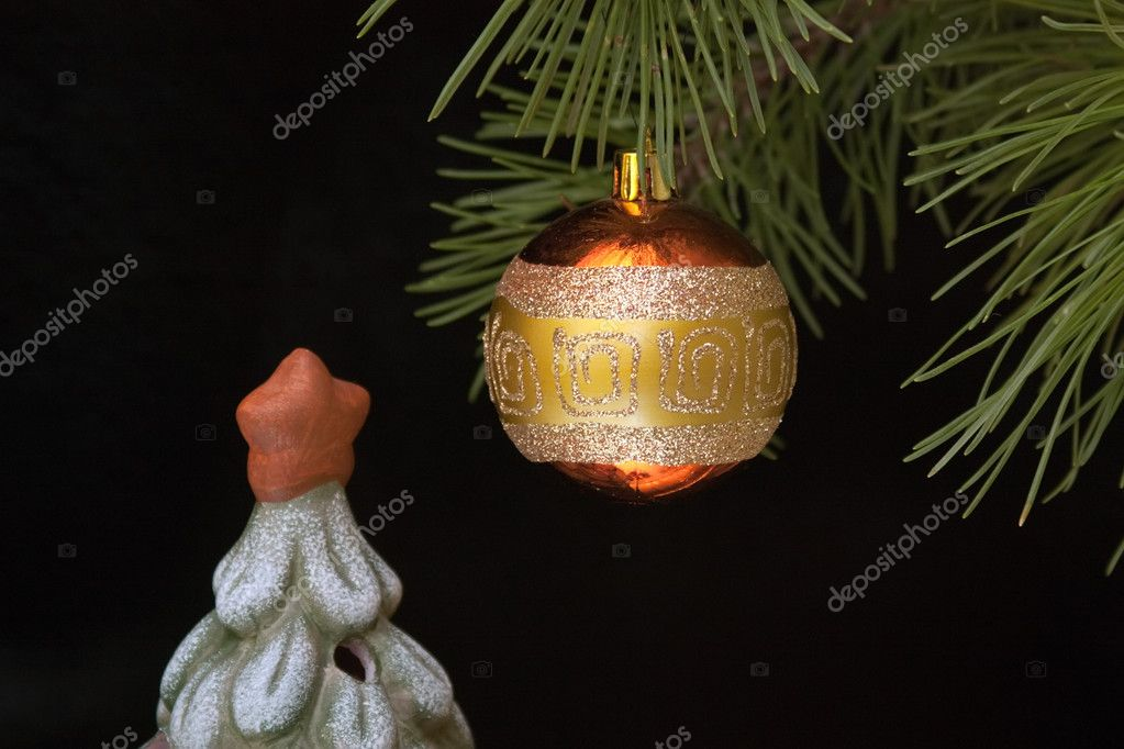 Christmas decoration — Stock Photo #4225500