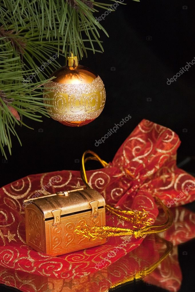 Christmas Decorations — Stock Photo #4225512