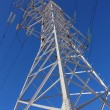 Tower of high-voltage line — Stock Photo #4962012