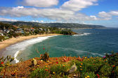 Crescent Cove Laguna Beach — Stock Photo