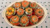 Tomates farcies — Stock Photo