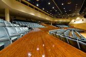 View of large and modern universitary auditorium — Stock Photo