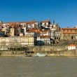 Royalty-Free Stock Photo: Ribeira, the old town of oPorto city, north of Portugal