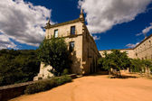 Ancient Monastery converted in a hotel, Braga, north of Portugal — Stock Photo