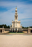 Sanctuary of Fatima — 图库照片
