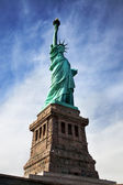Statue-of-liberty — Stockfoto