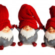 Stock Photo: Three dwarf toy