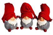 Three dwarf toy — Stock Photo
