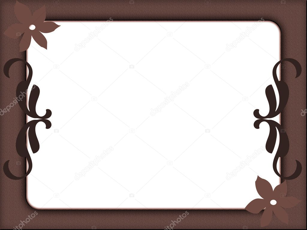 brown wooden frame backgrounds