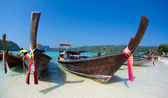 Phuket, Thailand - boating — Stock Photo