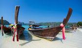 Phuket, Thailand - boating — Stock Photo