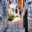 Turkish small streets - Stock Photo