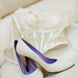 Wedding Shoes — Stock Photo #4378538