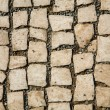 Texture of pavers — Stock Photo