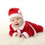 Smiling Santa Baby — Stock Photo #4433601
