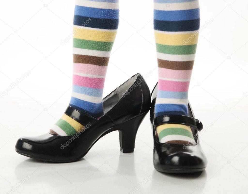 Примерка обуви фото 15 фотография