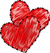 Сердце знак — Стоковое фото