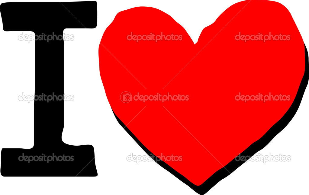 An image of a red heart sign in valentines   Stock Photo #4168428