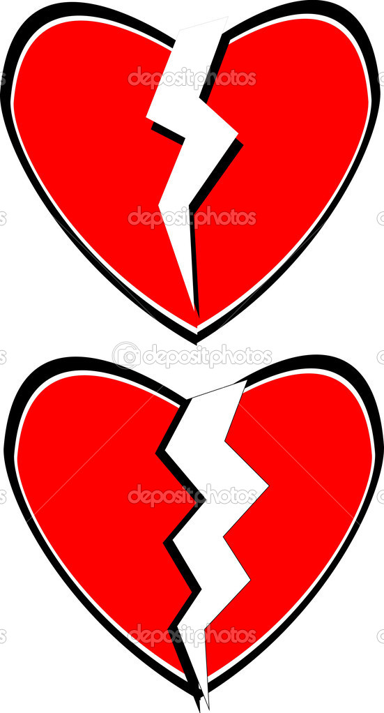 An image of a red heart sign in valentines   Stock Photo #4168951