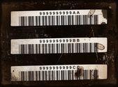 Price tag — Stock Photo