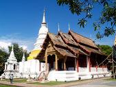Tajskiej architektury — Zdjęcie stockowe