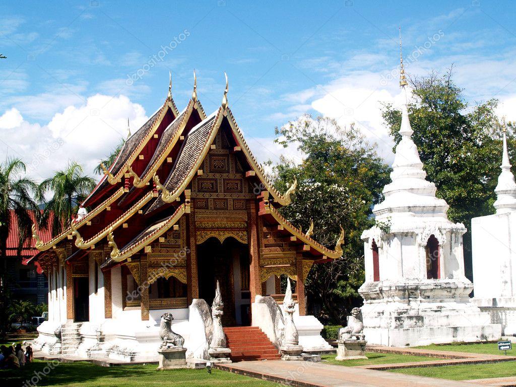 Thai architecture stock photo porjai 4182021 for Thailand architecture