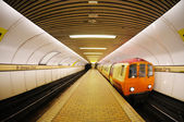 Glasgow Underground — Stock fotografie